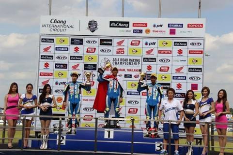 Giải đua Suzuki Asian Challenge chính thức ra đời